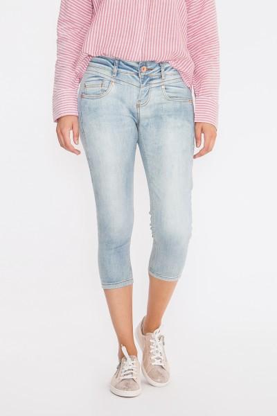 ATT JEANS - Cropped Jeans Slim Fit « Zoe » Zoe