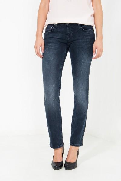 ATT JEANS Straight Cut Jeans mit individueller Waschung Stella