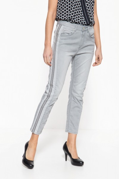 High Waist Jeans »Sun«