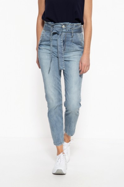 Paperbag Jeans »Moon«