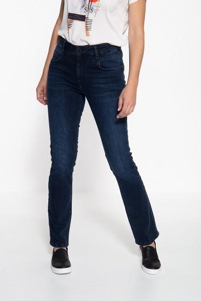 ATT JEANS Comfort Straight Jeans im 5-Pocket-Design Lea
