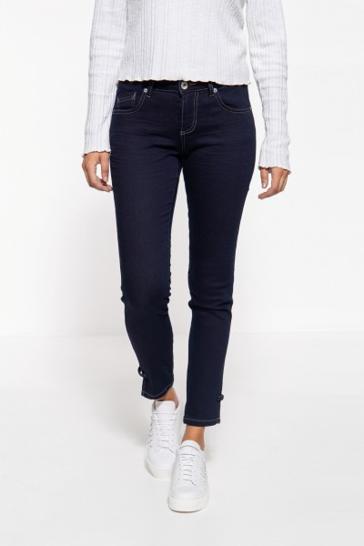 Basic 5-Pocket-Jeans »Leoni«