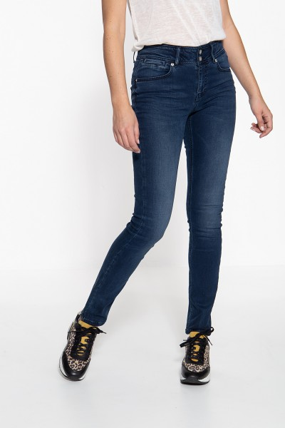 ATT JEANS Slim Fit Jeans mit Wonder Stretch Chloe